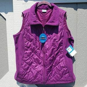 Columbia Mix It Around Water Resistant Vest 1X